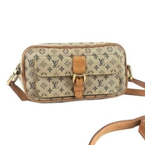 Louis Vuitton Mini Lin Monogram Shoulder Bag
